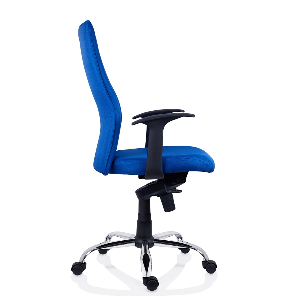 Antares Texas irodai szék, hálós, Kék