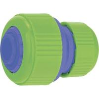Муфа възстановителна за маркуч PALISAD, С преход 1/2-3/4 цол, Пластмасова