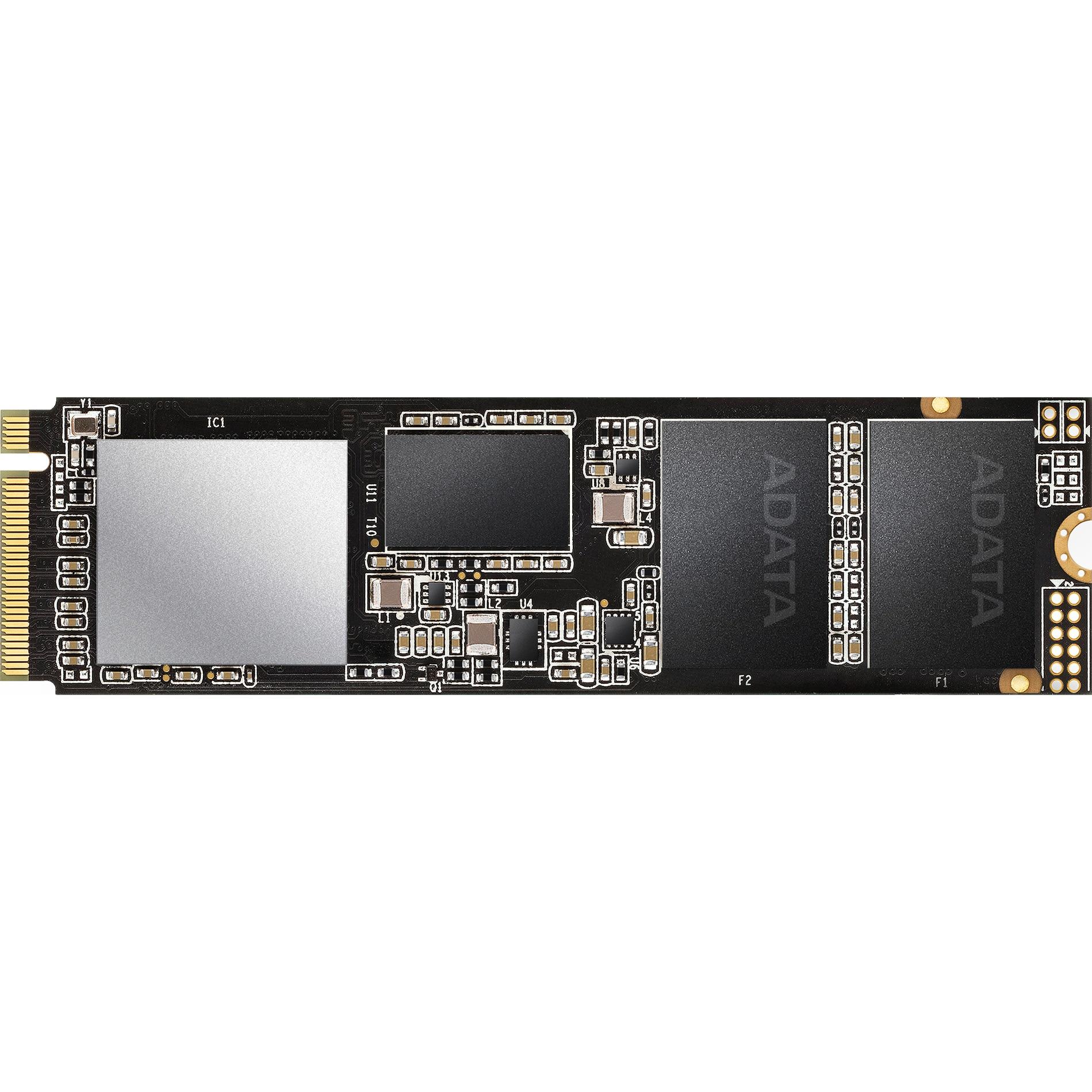 Fotografie Solid-State Drive (SSD) ADATA XPG SX8200 Pro 256GB, NVMe, M.2.