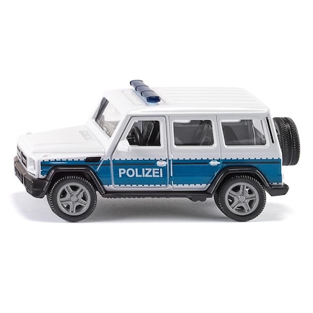 Mercedes Benz G-Politie Siku1:50