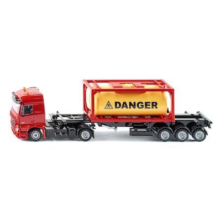Camion Tank-Container Siku1:50