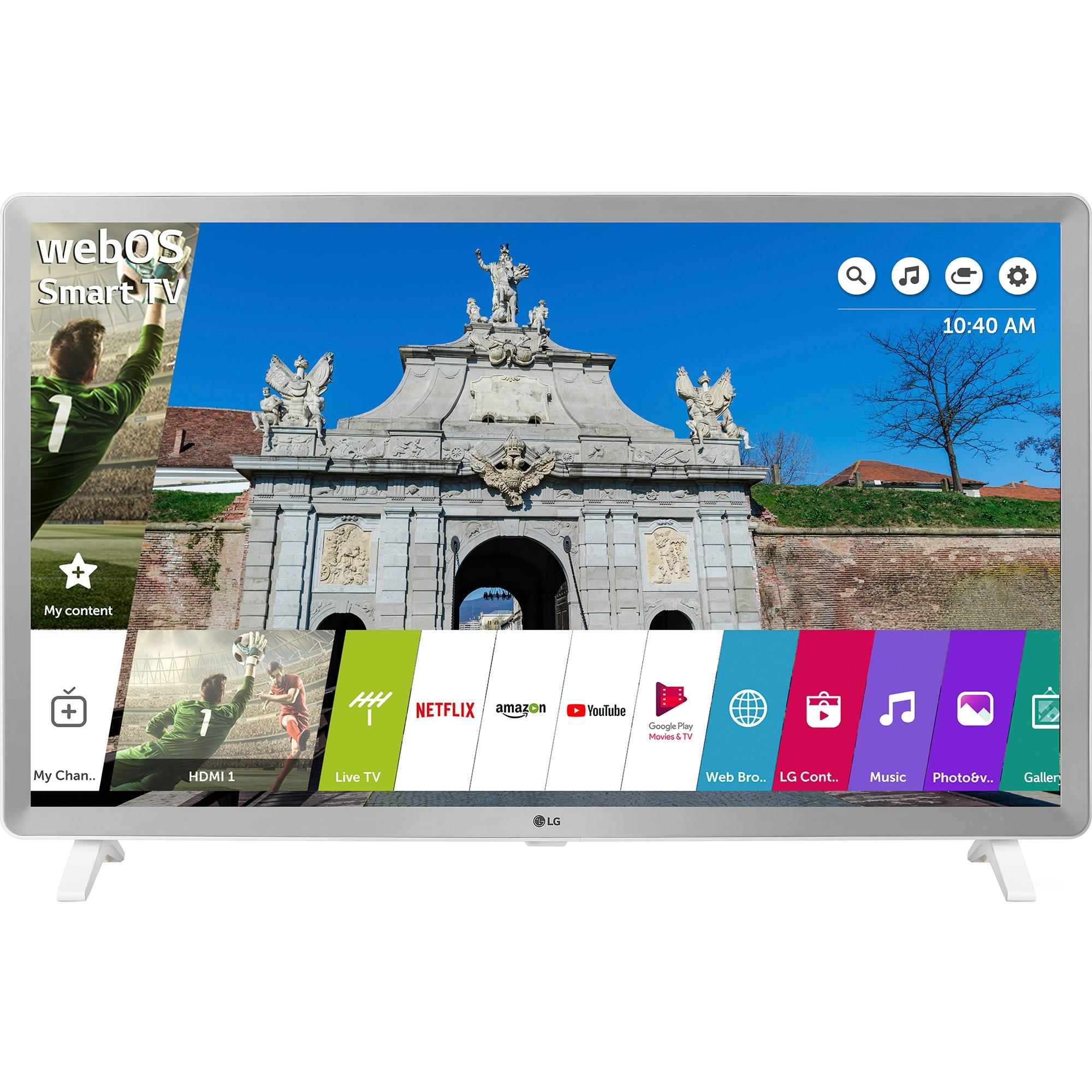 Fotografie Televizor LED Smart LG, 80 cm, 32LK6200PLA, Full HD