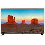 LG 55UK6300MLB Smart LED Televízió, WebOS 4.0, 139 cm, 4K Ultra HD
