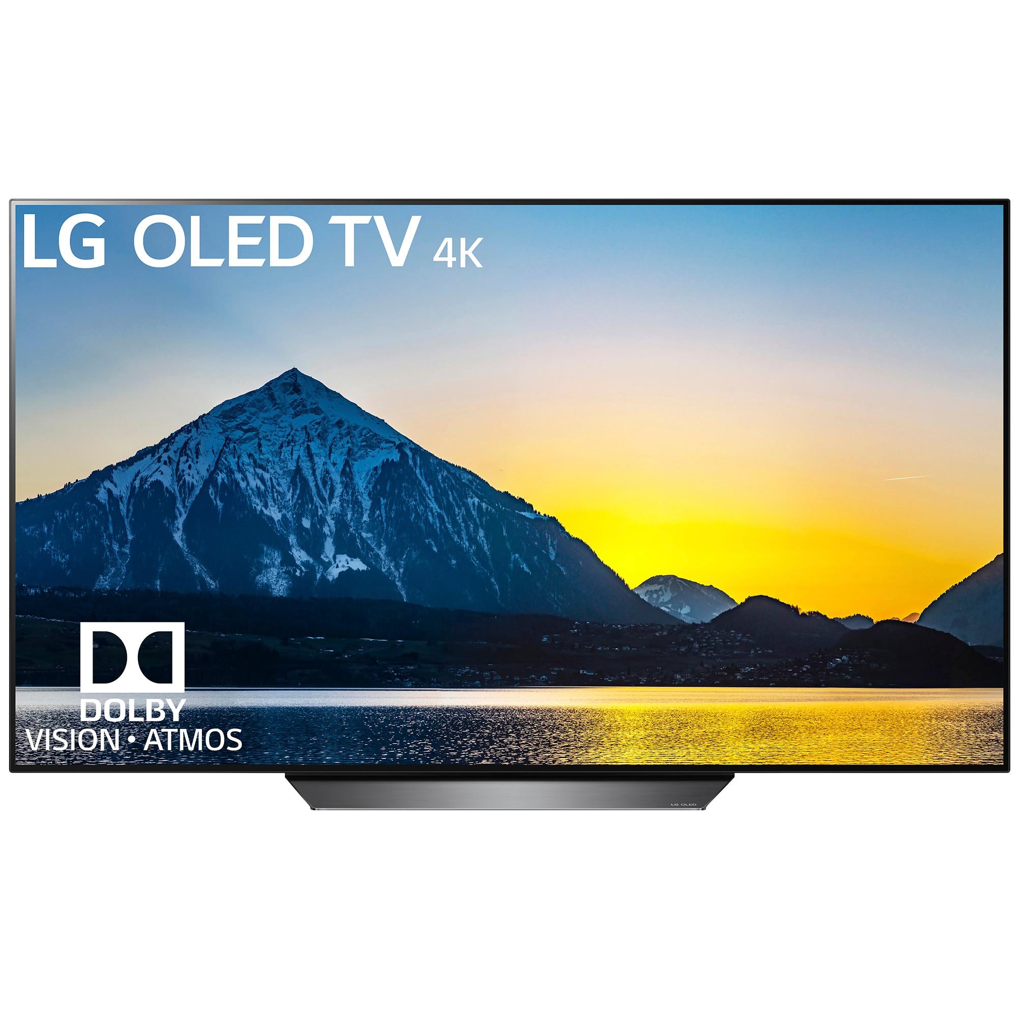 Fotografie Televizor OLED Smart LG, 139 cm, OLED55B8PLA, 4K Ultra HD, Clasa A