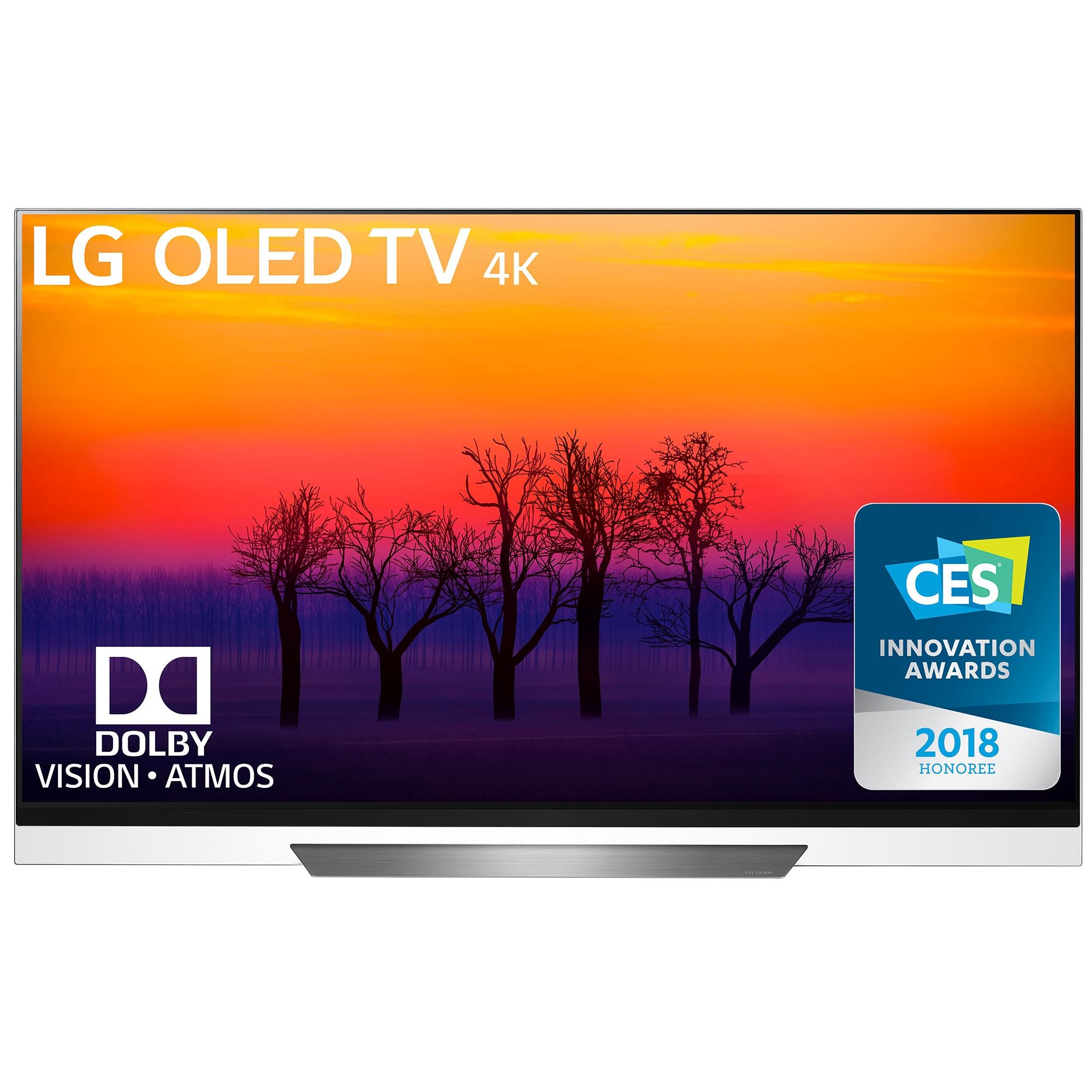 Fotografie Televizor OLED Smart LG, 164 cm, OLED65E8PLA, 4K Ultra HD