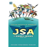 Jsa by Geoff Johns Book One, Geoff Johns (Author)