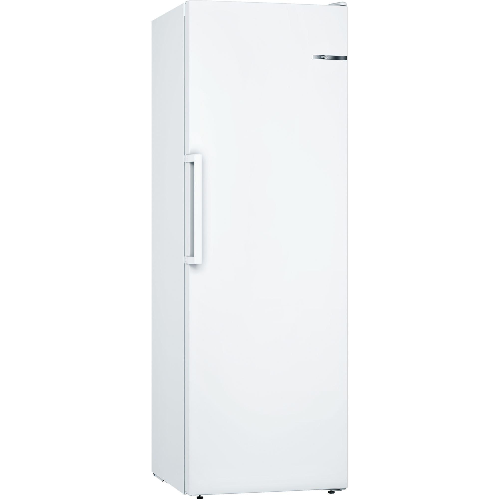 Fotografie Congelator Bosch GSN33VW3P, 225 l, 4 sertare, Clasa A++, No Frost, H 176 cm, Alb