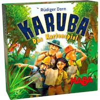 Haba Karuba kártyajáték