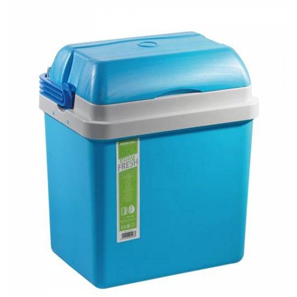 Fotografie Cutie termo fara alimentare Mobicool P25 Fresh box, 25L, 2.1KG, albastru