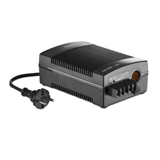 Fotografie Transformator Dometic-Waeco EPS 100 pentru alimentarea la retea a frigiderelor auto, de la 220V la 24V