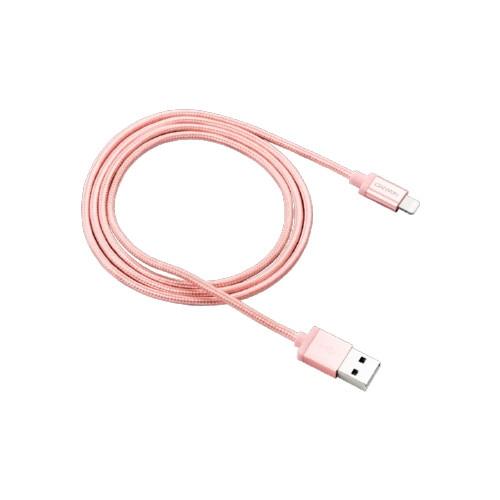 CANYON CNS-MFIC3RG USB - Lightning 1m rózsaarany USB kábel 8mybaW