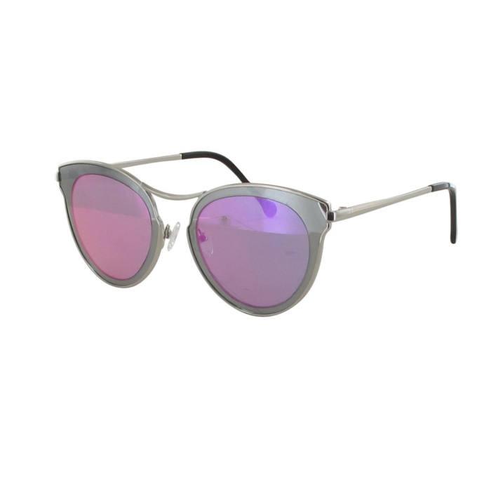 Férfi napszemüvegek Lencse színe Lila Lencse típus Tükör