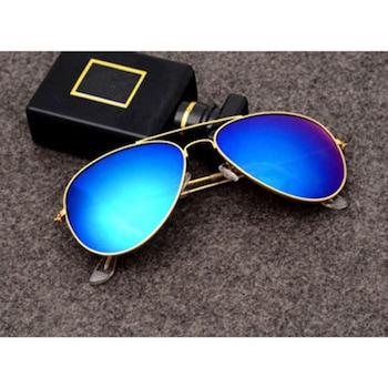 Ochelari de soare aviator,Albastru deschis, VIVO