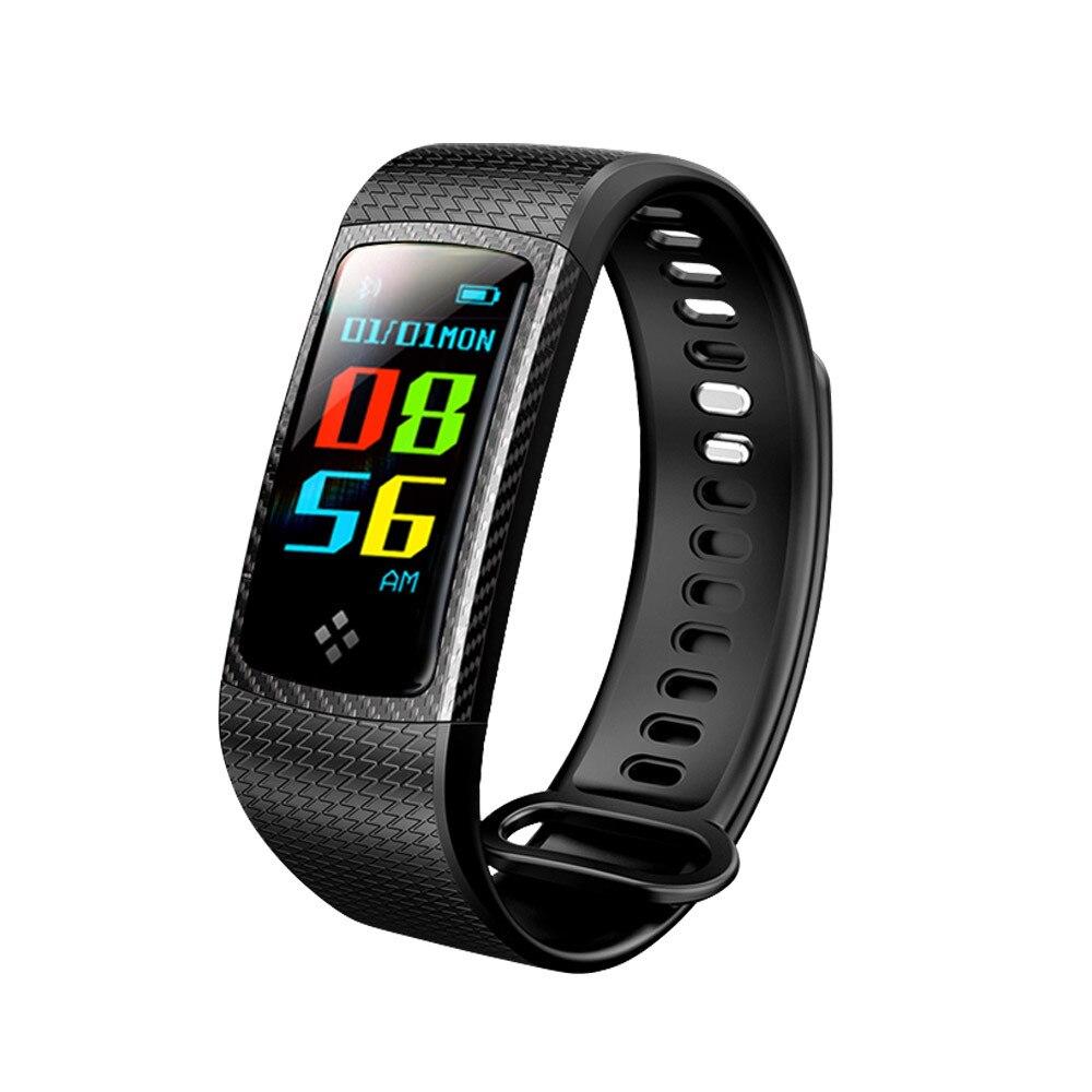 Фитнес гривна Smartband S9, IPS Цветен екран, Измерване на..