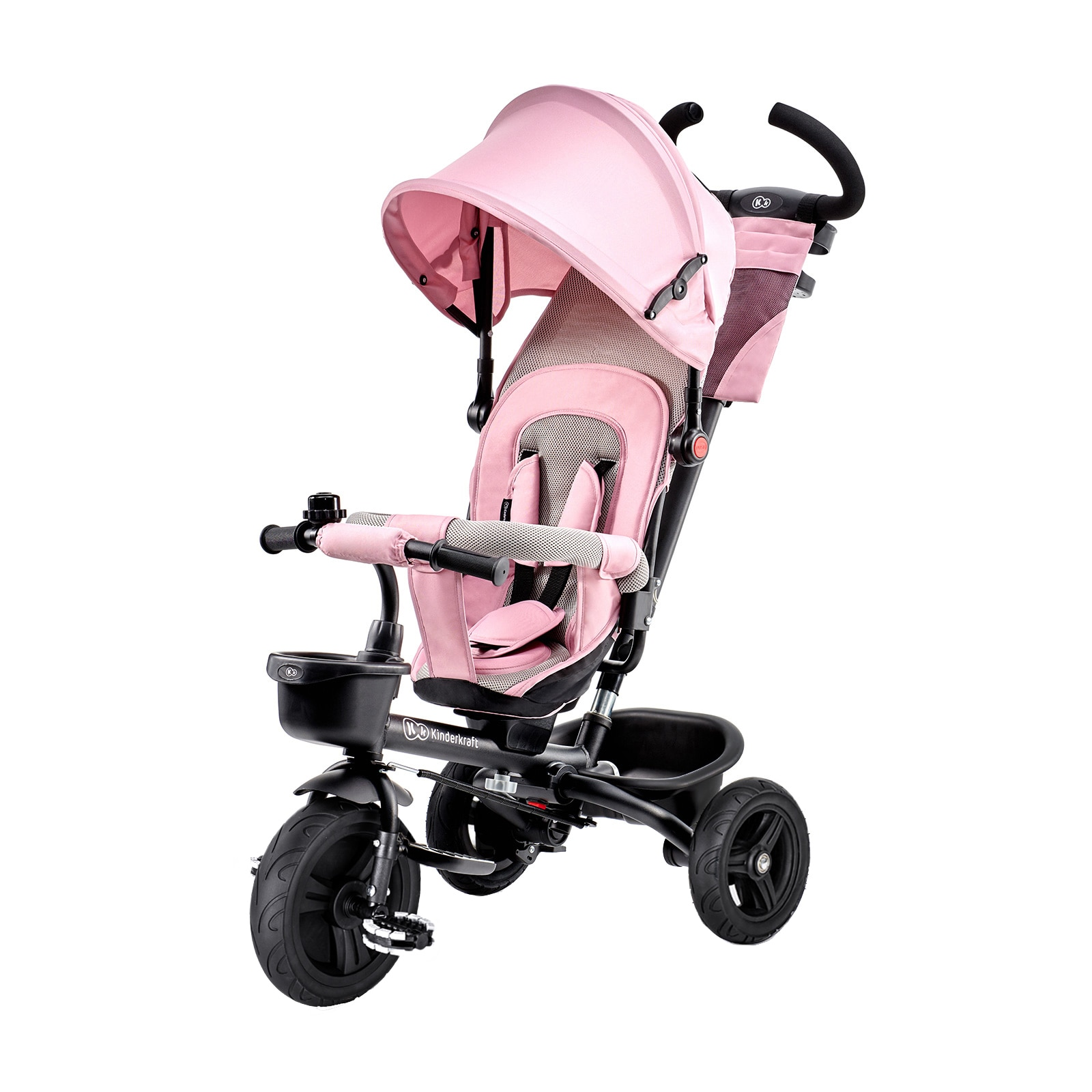 Fotografie Tricicleta Kinderkraft - Aveo, roz