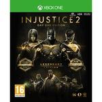 Игра Injustice 2 Legendary Steelbook Edition за Xbox One