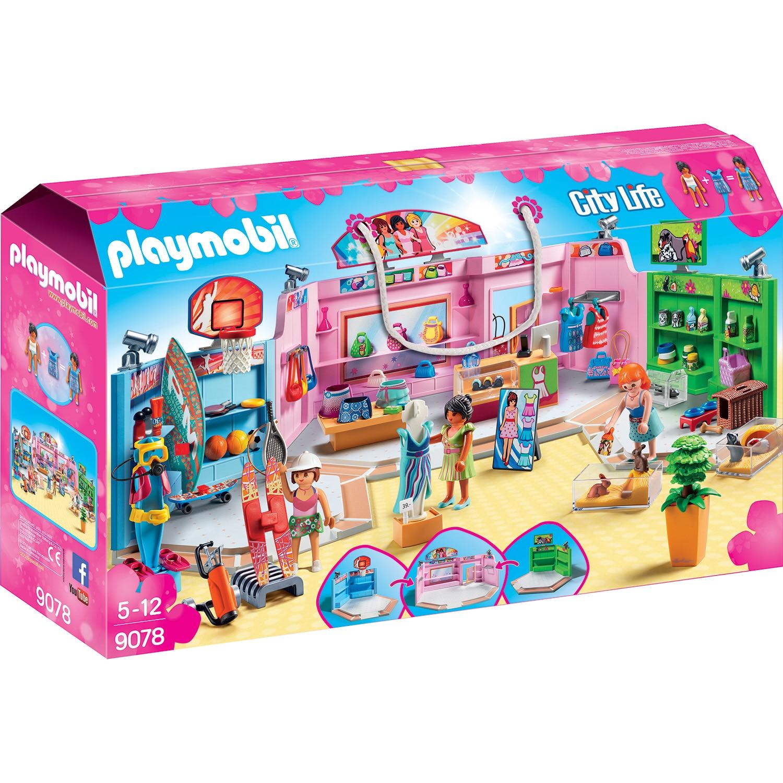 Fotografie Playmobil City Life - Centru comercial
