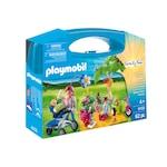 Игра Playmobil Family Fun, Портативен пикник със семейството