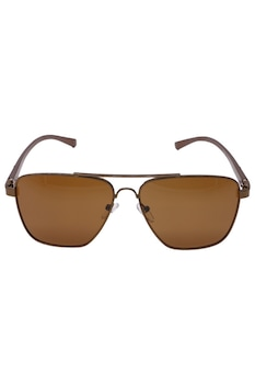 Слънчеви очила ROCS, За мъже, Правоъгълни, P1031C2, Кафяв, Кафяв