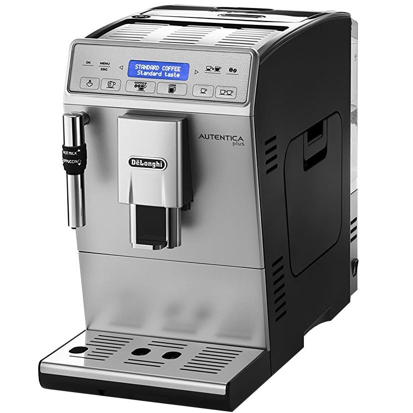 Fotografie Espressor Automat De'Longhi ETAM 29.620 SB, 1450W, 15 bar, 1.3 l, Display Lcd, Argintiu