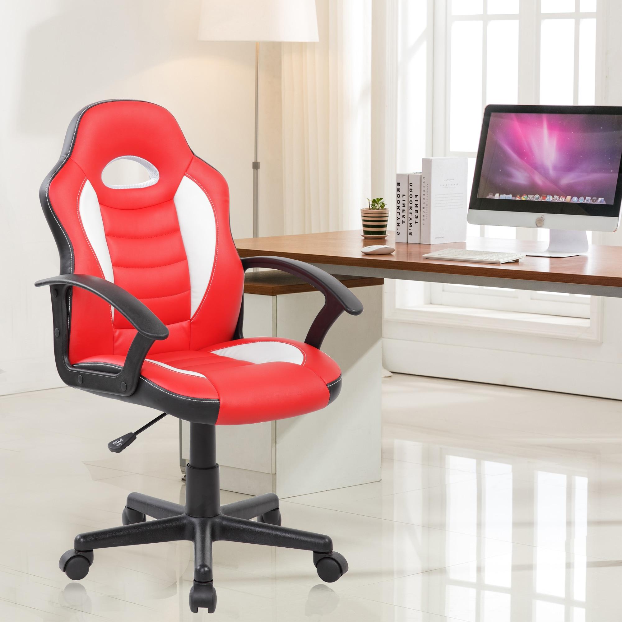 Kring Omega Gaming szék, PirosFehér