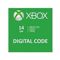 Játék előfizetés Microsoft Xbox Live Gold 14 Day Xbox360/Xbox One