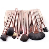 set pensule profesionale make up