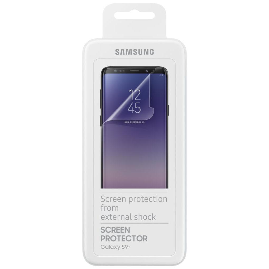 Fotografie Folie de protectie Samsung pentru Galaxy S9 Plus