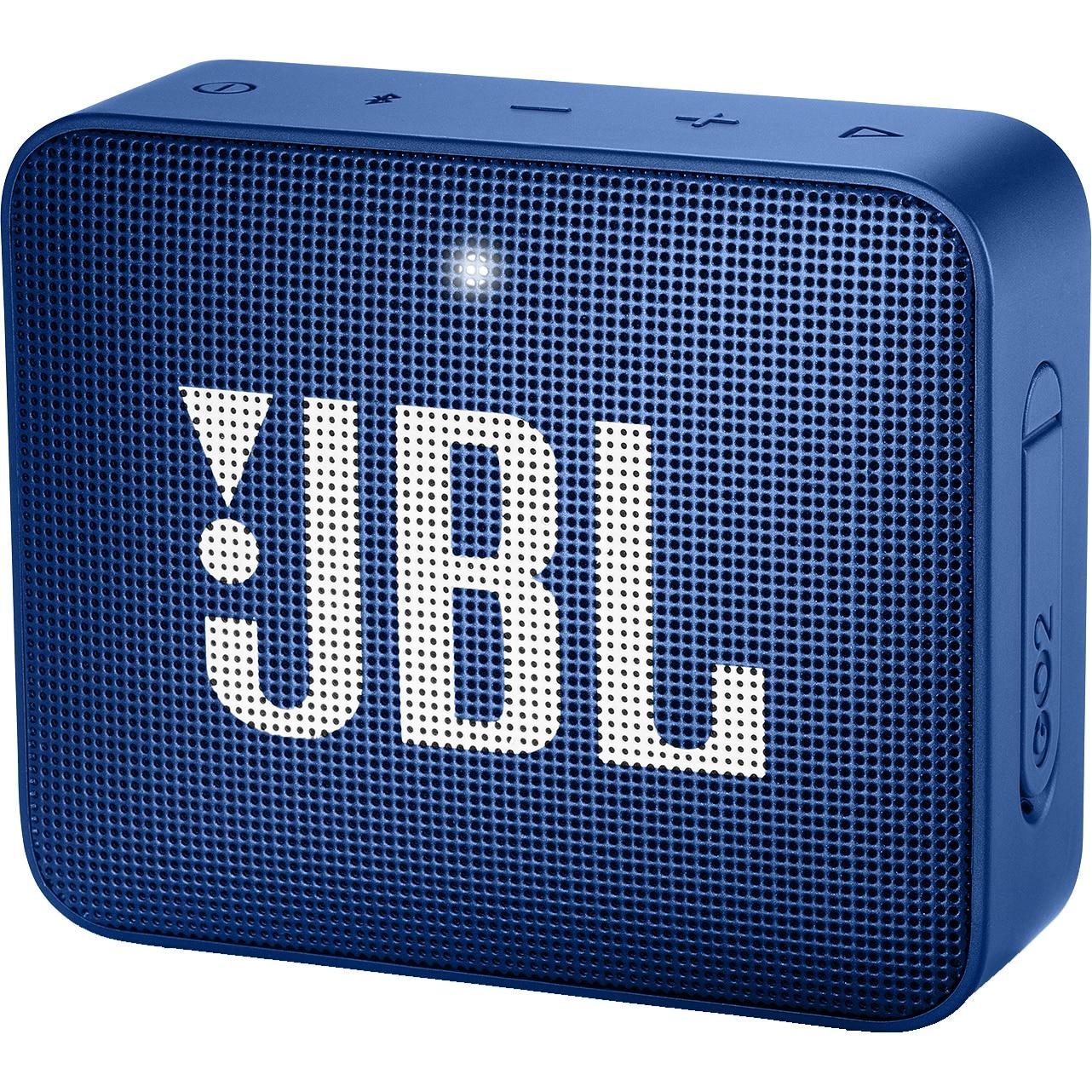 Fotografie Boxa portabila JBL Go2, IPX7, albastru