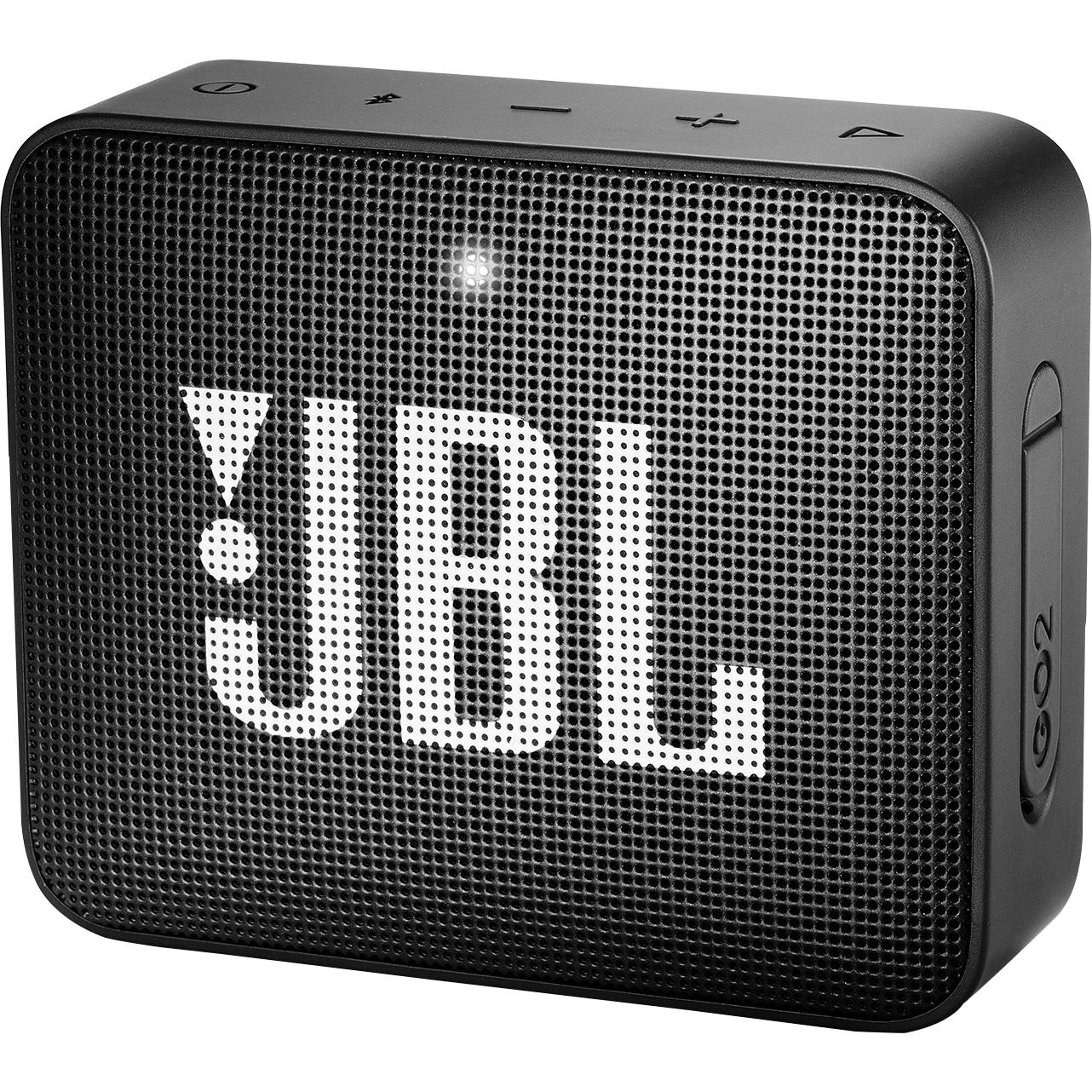 Fotografie Boxa portabila JBL Go2, IPX7, negru