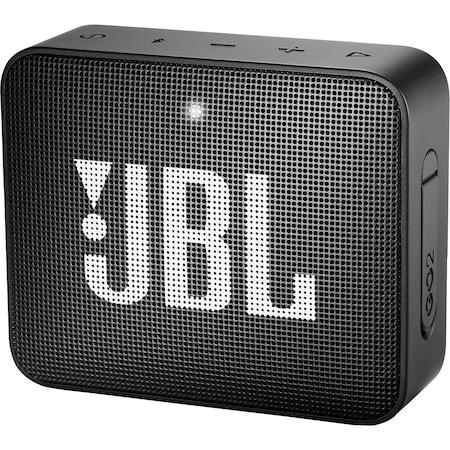 Boxa portabila JBL Go2, IPX7, negru