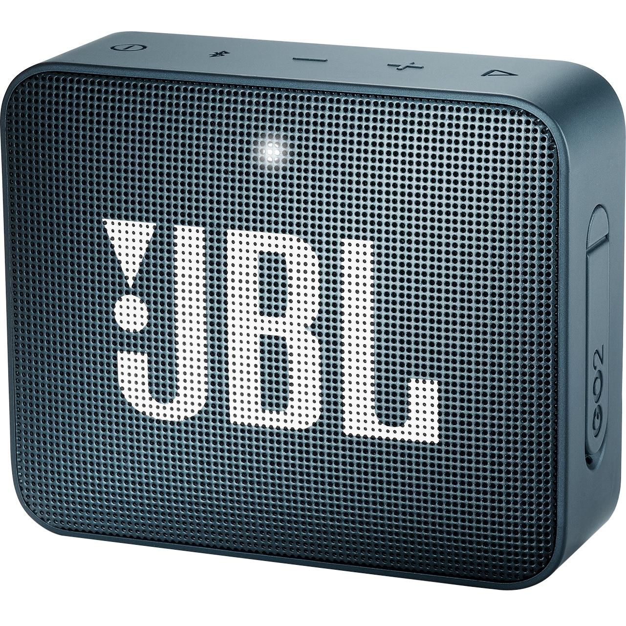 Fotografie Boxa portabila JBL Go2, IPX7, navy