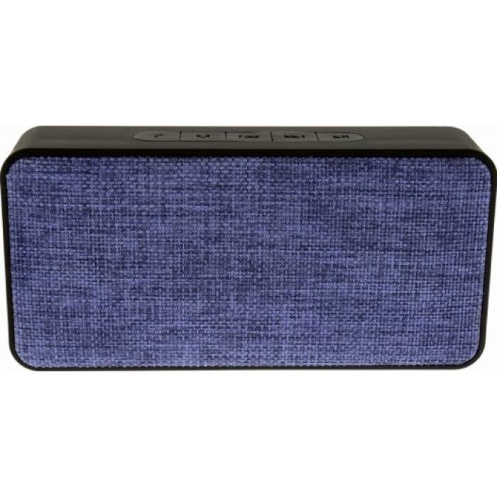 Fotografie Boxa portabila Bluetooth Tellur Lycaon, 10W, albastru
