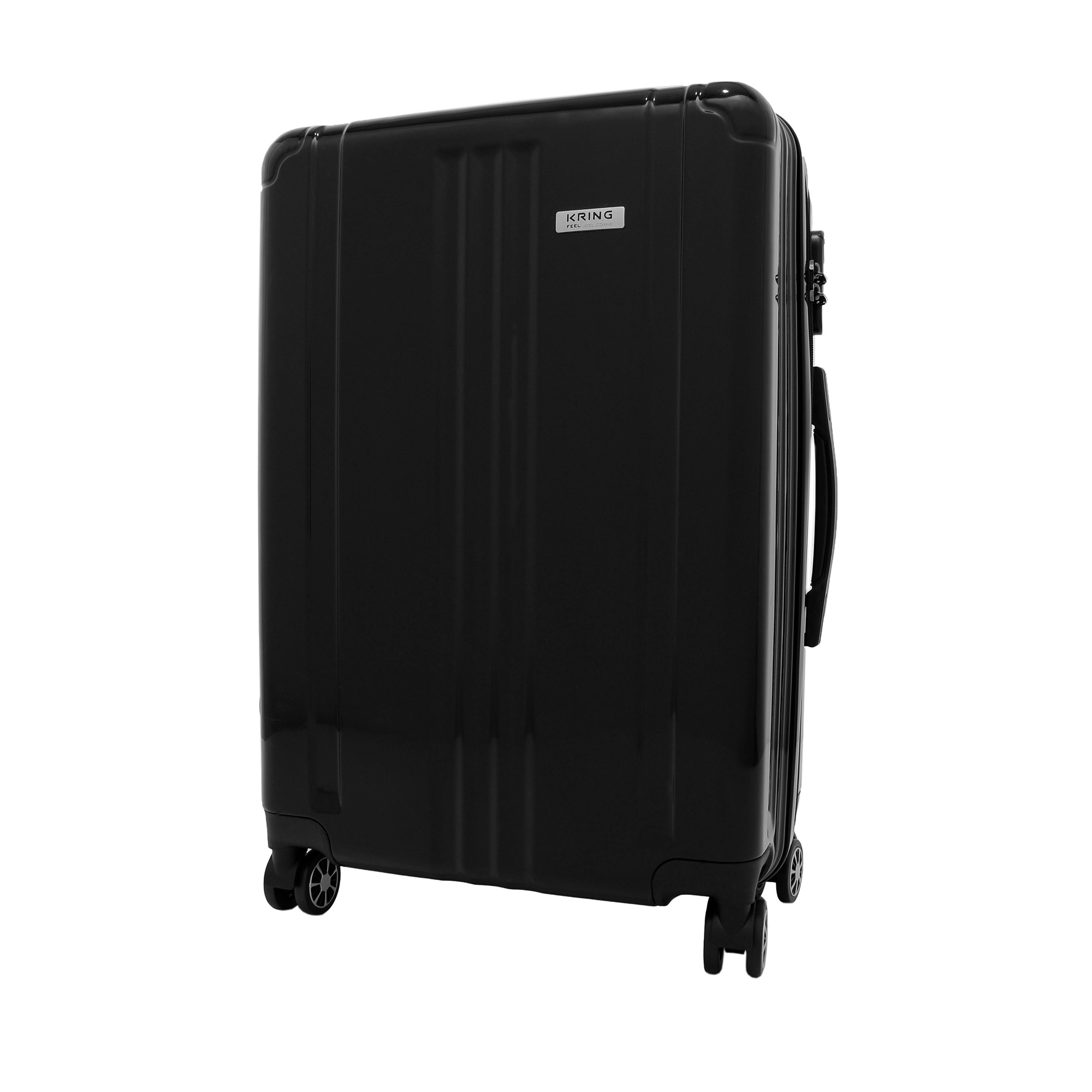 Fotografie Troler KRING Berlin ABS+PC, 75 cm, Black