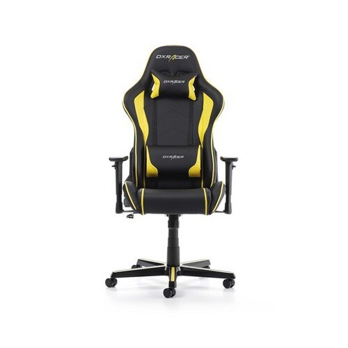 DXRacer Formula F08 NY FeketeSárga Gamer szék eMAG.hu