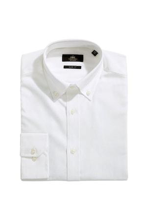 NEXT, Вталена риза, Бял, 14