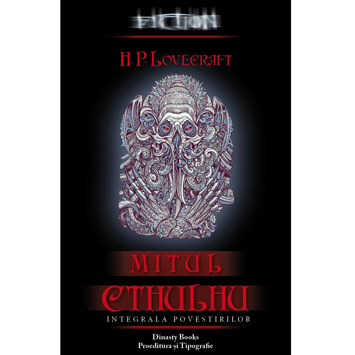 Mitul Cthulhu - H.P.Lovecraft - eMAG.ro