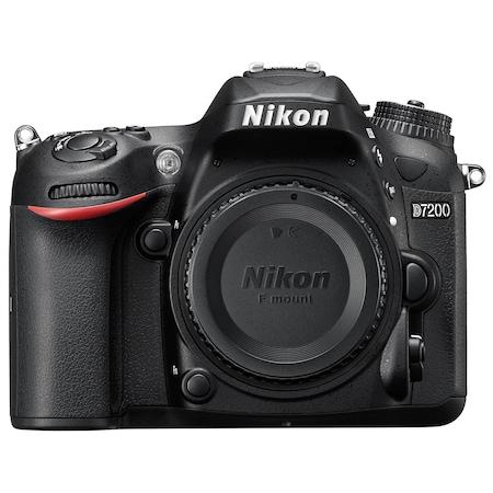 Aparat foto DSLR Nikon D7200, 24.2MP, Body