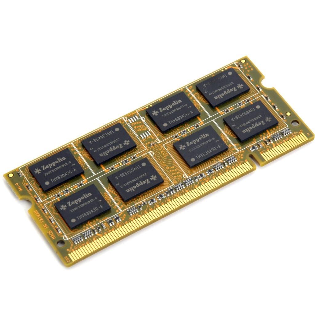 Fotografie Memorie Notebook DDR3 Zeppelin ZE-SD3-4G1600, 4GB, 1600MHz