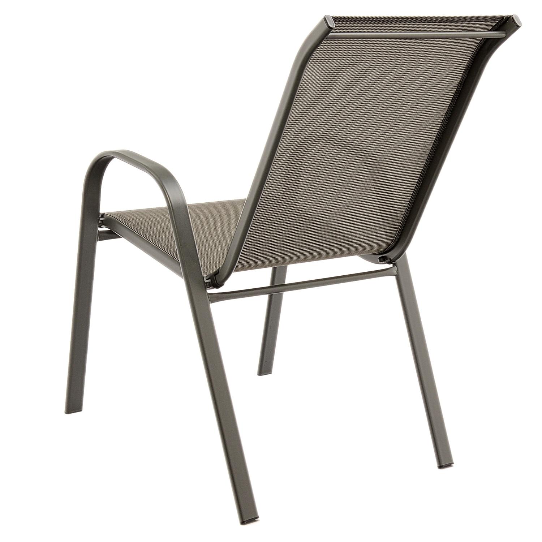 kring brüxelles szék fém