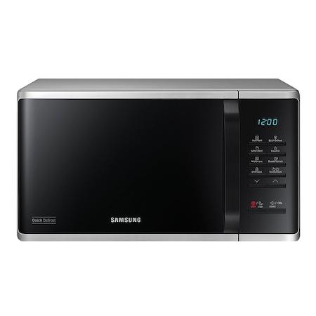 Samsung MS23K3513AS/EO Mikrohullámú sütő 23L, 800W, Digitális, Inox