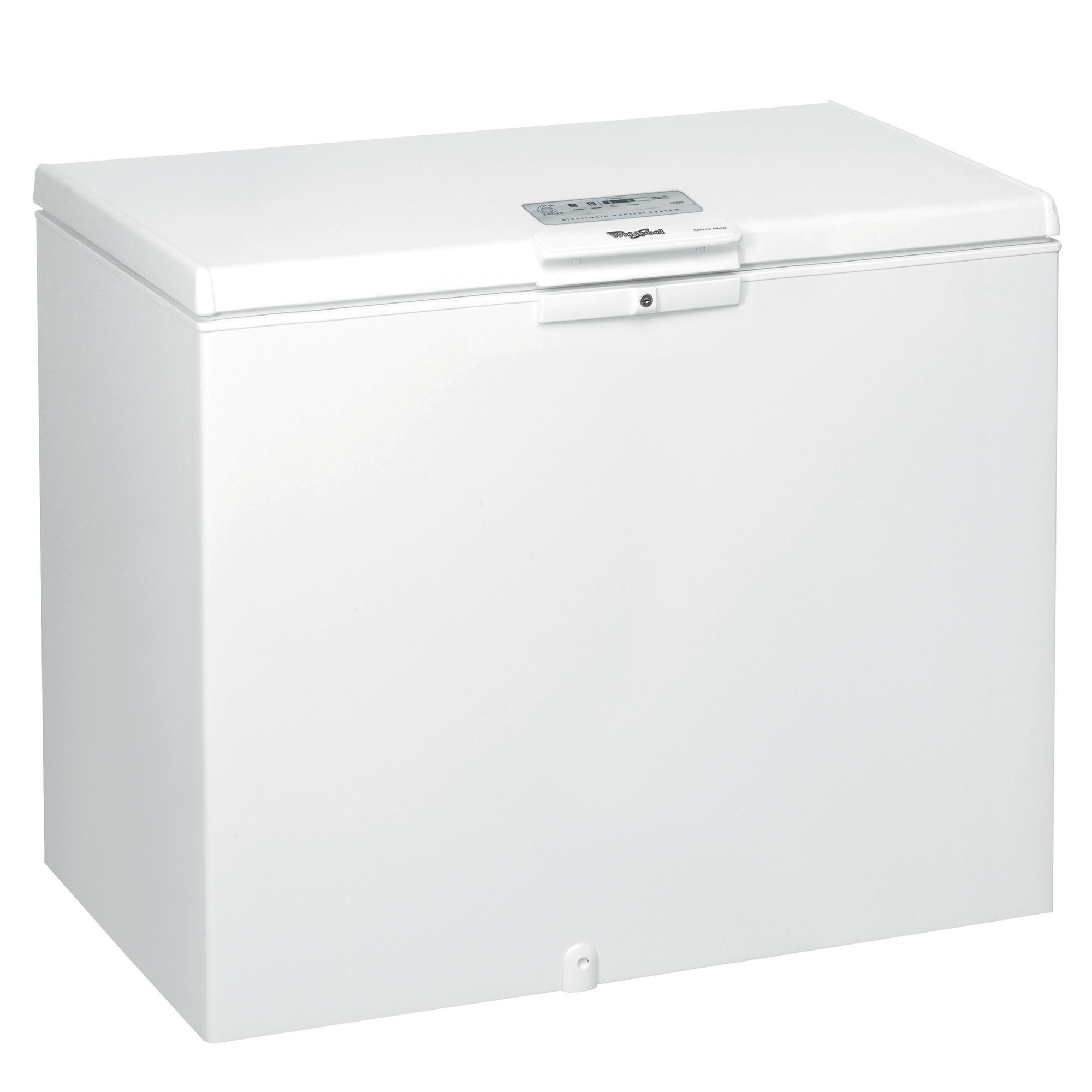 Fotografie Lada frigorifica Whirlpool WHE31352 FO, 311 L, Frost Out, 6th Sense, Alb