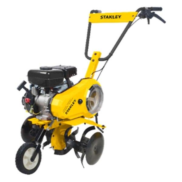 Fotografie Motosapa Stanley pe benzina, 94cc, putere 2.5cp, turatie 3600rot/min, latime de lucru 45cm