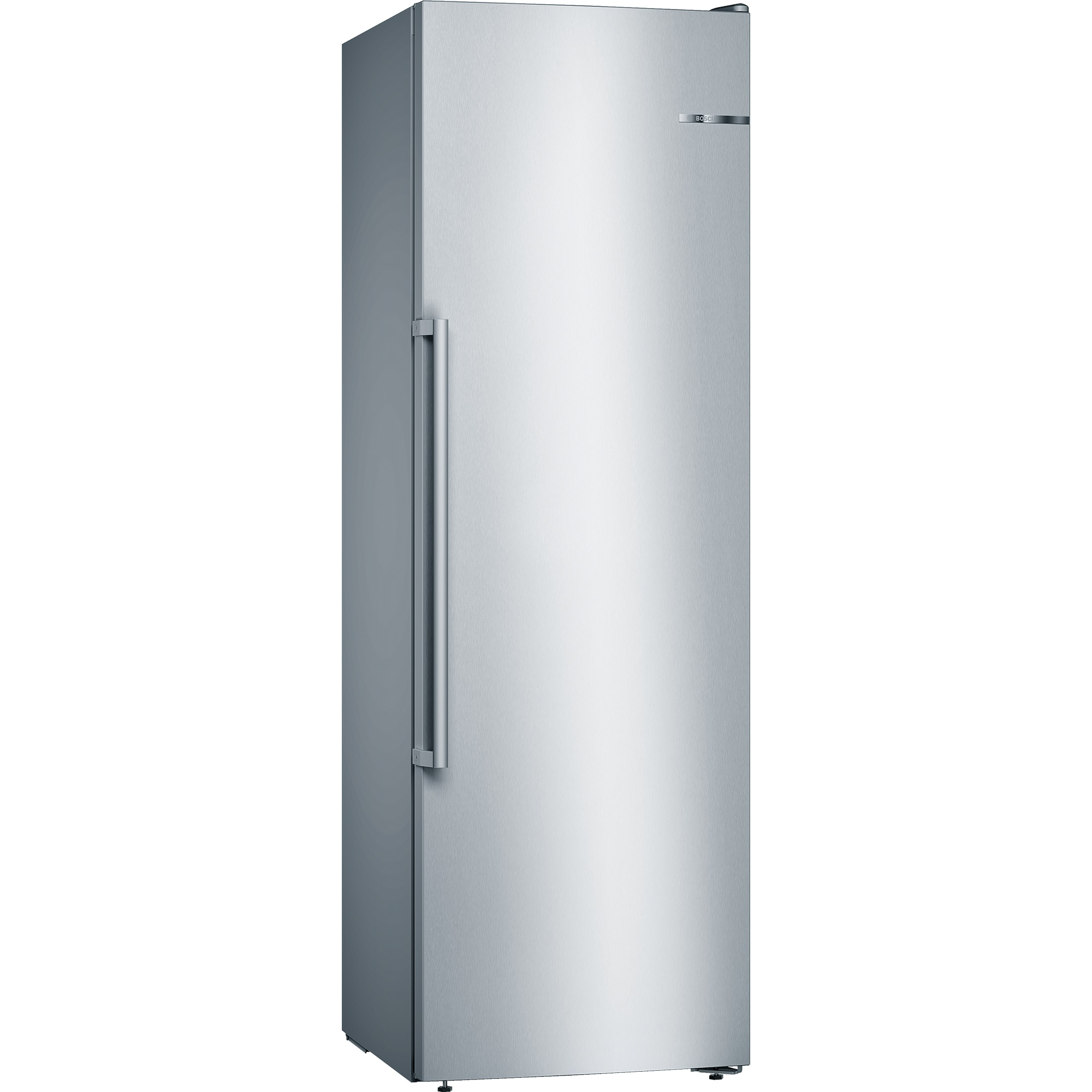 Fotografie Congelator Bosch GSN36AI3P, 242 l, 4 sertare, Clasa A++, No Frost, H 186 cm, Inox