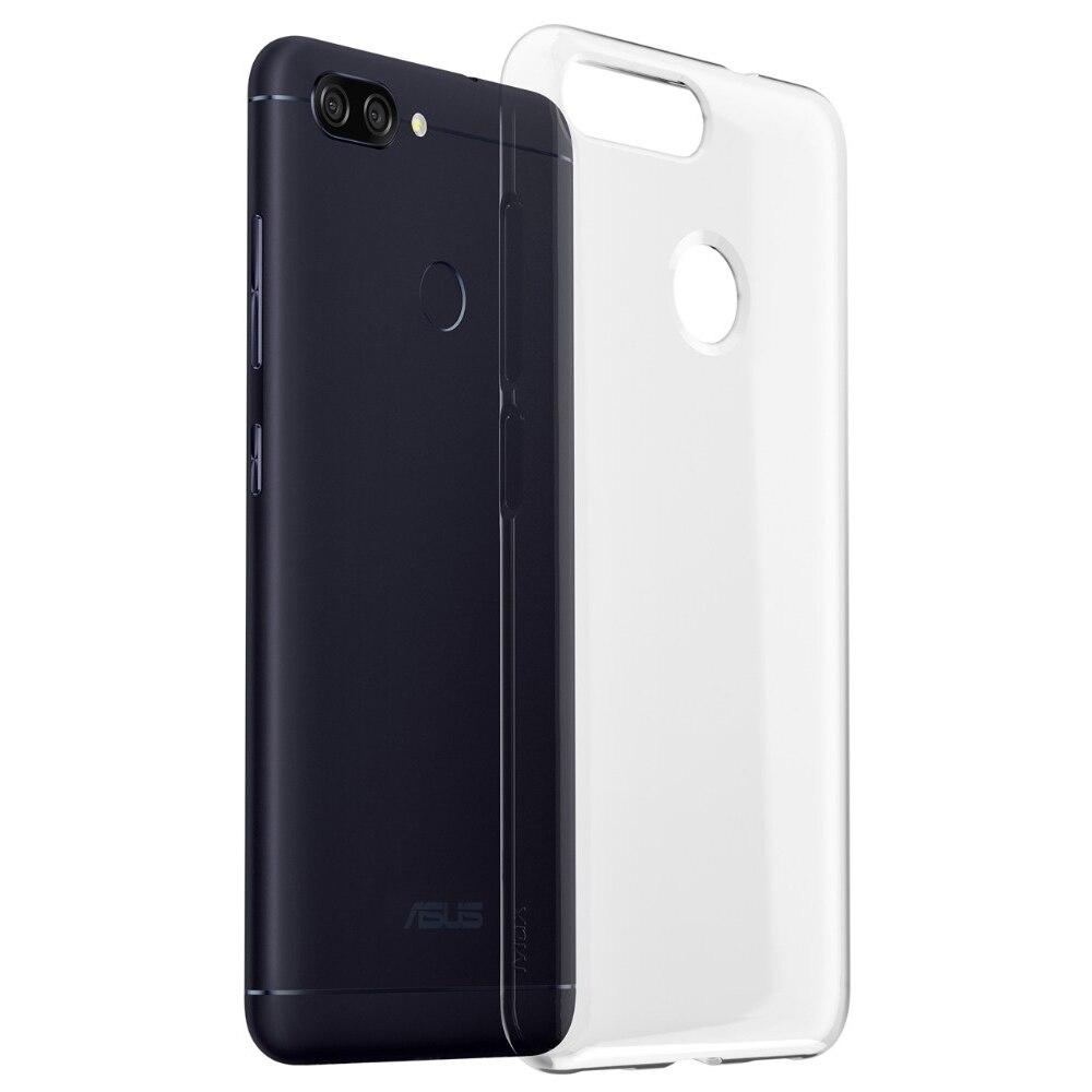 Fotografie Husa de protectie ASUS ZenFone Max Plus M1 (ZB570TL), transparent