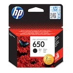 Cartus cerneala HP ink advantage 650, CZ101AE, Black