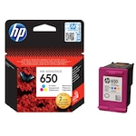 Cartus cerneala HP ink advantage 650, CZ102AE, Color