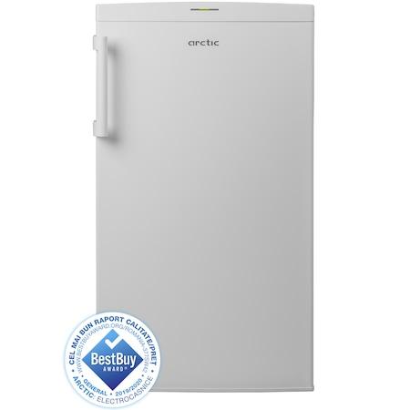 Congelator Arctic ANC135+, 117 l, 4 sertare, Clasa A+, Fast Freeze XL Zone, H 101.7 cm, Alb