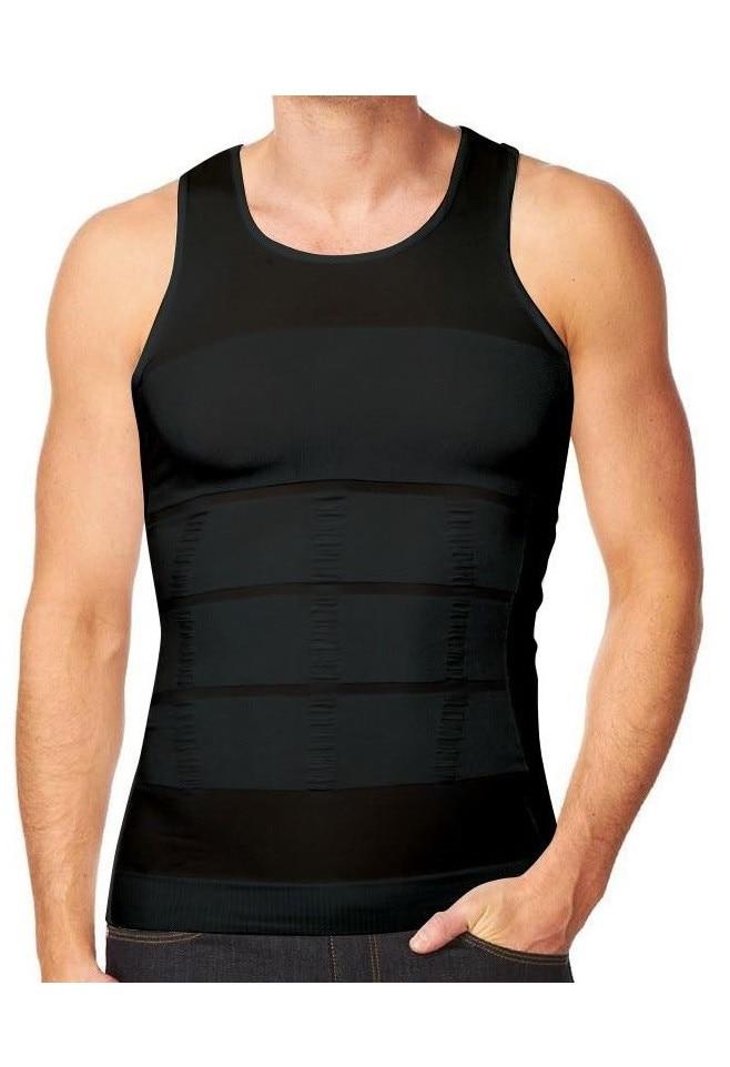 corpul bărbaților slimming sub tricou)