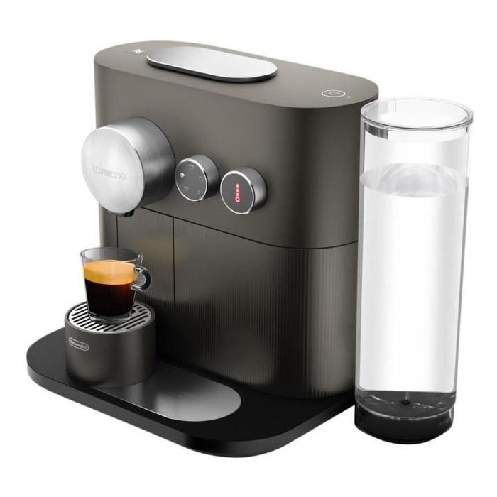 Nespresso Expert kapszulás kávéfőző ajándék 4 db csészével